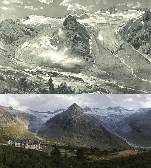 Zillertaler Alpen 1894-2013