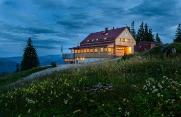 Annaberger Haus - nachher (Foto: ÖAV / Norbert Freudenthaler)