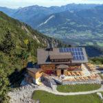 Goiserer Hütte - nachher (Foto: ÖAV & Prefa)