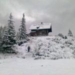 Goiserer Hütte - vorher (Foto: ÖAV / Georg Unterberger)