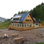 Klagenfurter Hütte - nachher (Foto: ÖAV / Georg Unterberger)