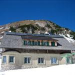 Klagenfurter Hütte - vorher (Foto: ÖAV / Georg Unterberger)