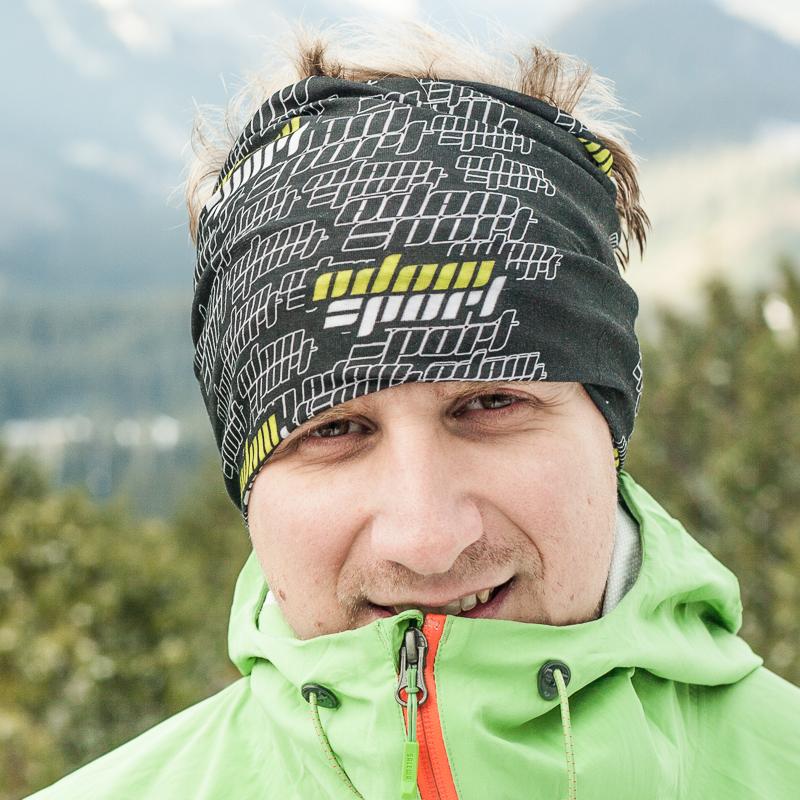 Šatka zdarma od Adam Šport pre Alpenverein člena