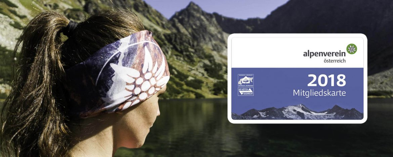 Alpenverein 2018 - poistenie do hôr
