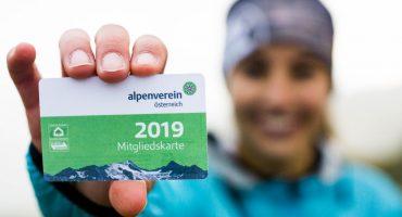 ALpenverein Poistenie zdarma na rok 2019