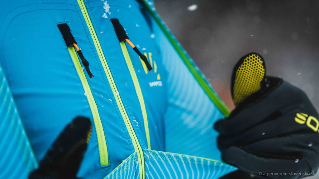 ALpenverein poradna - kombineza na skialp
