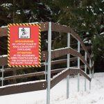 Tabula / skialpinizmus koridor Jasna