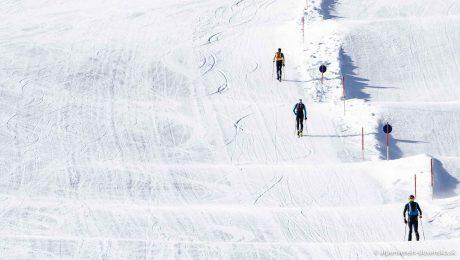 Alpenverein poradna Zodpovednost skialpinistu na zjazdovke