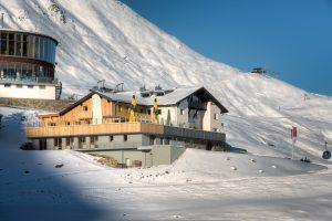 Koelner Hutte - Alpenverein