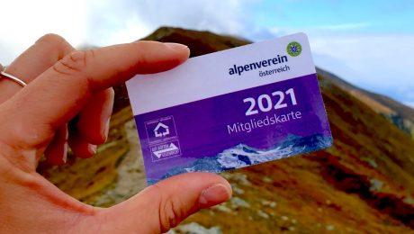 Alpenverein na rok 2021