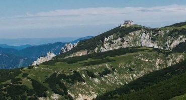 Chata Alpenverein - Rakúske Alpy